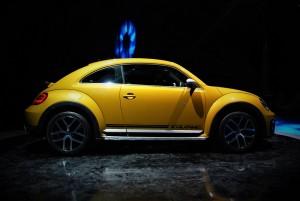 Volkswagen Beetle Dune Side View Malaysia 2016