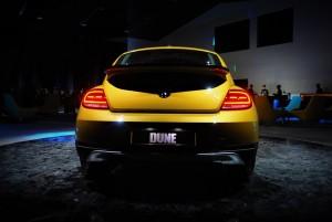 Volkswagen Beetle Dune Rear, Malaysia 2016