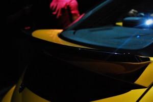 Volkswagen Beetle Dune Rear Spoiler 2016 Malaysia