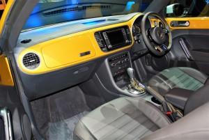 Volkswagen Beetle Dune Dashboard, Malaysia 2016