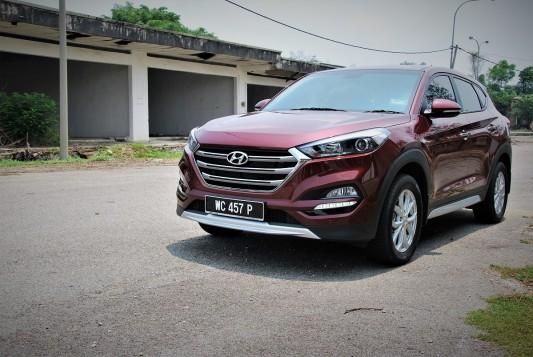 Test Drive Review : Hyundai Tucson