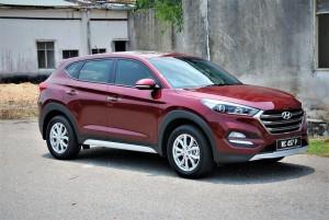 Hyundai Tucson Executive Variant Malaysia 2016