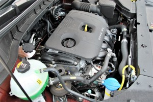 Hyundai Tucson Nu Engine, Malaysia 2016