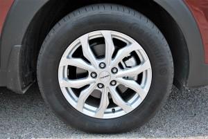 Hyundai Tucson Wheel, Malaysia 2016