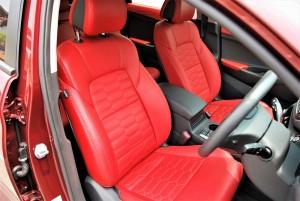 Hyundai Tucson Executive Front Seats, Malaysia 2016