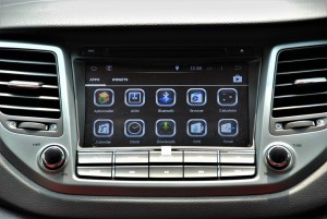 Hyundai Tucson Executive Android Touchscreen Display, Malaysia 2016