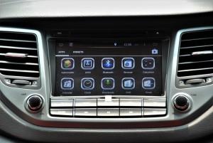 Hyundai Tucson Executive Android Touchscreen Display, Malaysia 2016