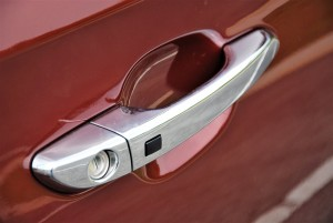 Hyundai Tucson Executive Door Handle, Malaysia 2016