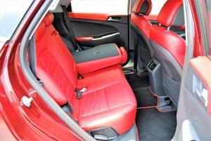 Hyundai Tucson 2.0 Executive 60-40 Rear Seats, Malaysia 2016