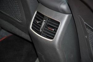 Hyundai Tucson Executive, Rear Cooling Vents, Malaysia 2016