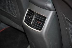 Hyundai Tucson Executive, Rear Cooling Vents, Malaysia 2016