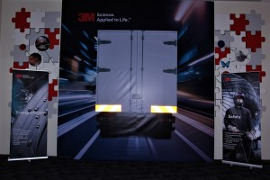 3M Diamond Grade Conspicuity Marking For Trucks, Malaysia