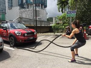 Cindy Gan, trainer from Firestation.fit - Copy