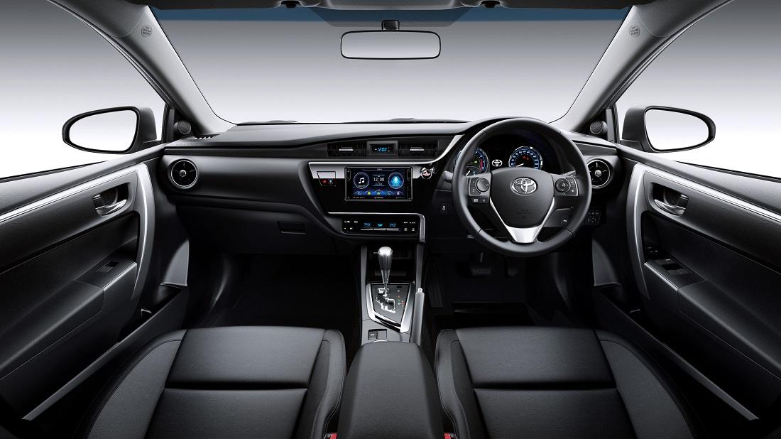 Toyota Corolla Altis Upgraded For 2017 Autoworld Com My