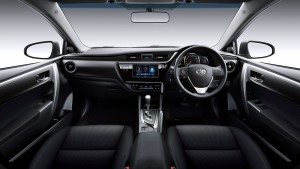 Toyota Corolla Altis 1.8E