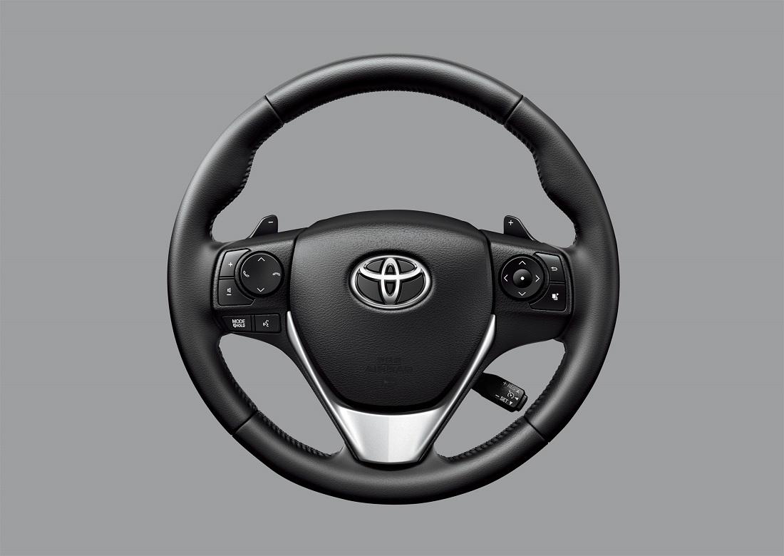 Toyota Corolla Altis 20v Steering Wheel 2017 Malaysia Autoworld