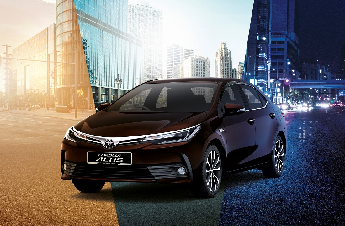 Toyota Corolla Altis Upgraded For 2017 2017 2018 Best