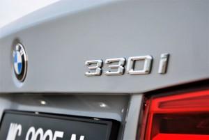 BMW 330i M Sport 330i Badge Malaysia 2016