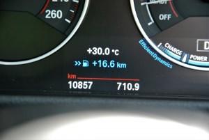BMW 330i M Sport Eco Pro Indicator Malaysia 2016