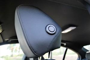 BMW 330i M Sport Front Seat Headrest Malaysia 2016