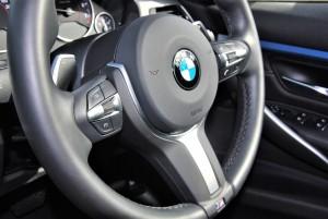 BMW 330i M Sport Steering Wheel Malaysia 2016