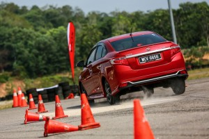VSC is now standard across all variants of the Vios