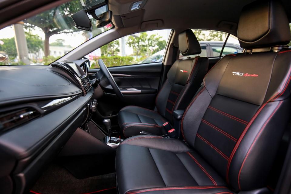 Toyota Vios 2017 Driving Impressions Autoworld Com My
