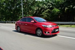 New Vios, 2017, Malaysia
