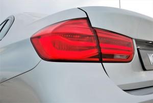 BMW 330i M Sport Tail Light Malaysia 2016