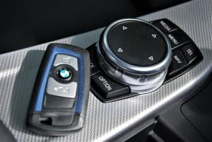 BMW 330i M Sport iDrive Controller & Key Fob Malaysia 2016