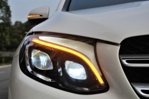 Mercedes-Benz GLC 250 4MATIC Intelligent Light System Malaysia 2016
