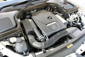 Mercedes-Benz GLC 250 4MATIC Engine Malaysia 2016
