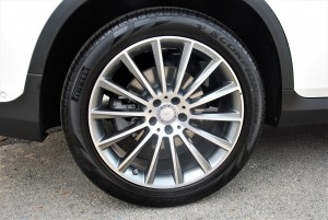 Mercedes-Benz GLC 250 4MATIC 20 Inch AMG Multi Spoke Alloy Wheel Malaysia 2016