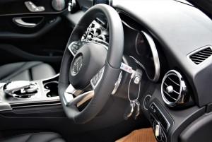 Mercedes-Benz GLC 250 4MATIC AMG Line Steering Wheel Malaysia 2016