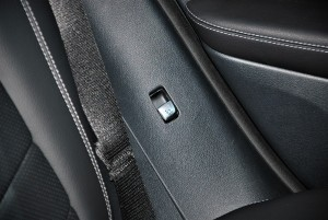 Mercedes-Benz GLC 250 4MATIC Seat Fold Button Rear Seat Malaysia 2016
