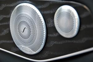 Mercedes-Benz GLC 250 4MATIC Burmester Speakers Malaysia 2016
