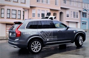 Uber Self-Driving Volvo XC90 San Francisco - Copy