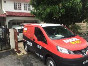 MaxxOil Malaysia Maxx 'n Go Service
