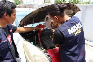 MaxxOil Malaysia Maxx 'n Go Oil Change Service