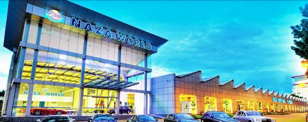 Naza World Automall Petaling Jaya
