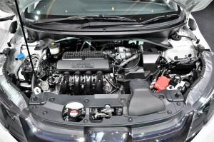 Honda BR-V 1.5 Liter i-VTEC Engine, Malaysia Launch 2017