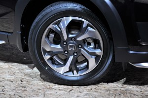 Honda BR-V 16 inch alloy wheel