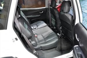 Honda BR-V 2nd Row Seats, Malaysia Launch 2017