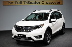 Honda BR-V V Spec, Malaysia Launch 2017