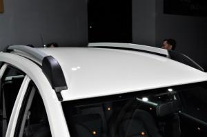 Honda BR-V Roof Rails, Malaysia Launch 2017