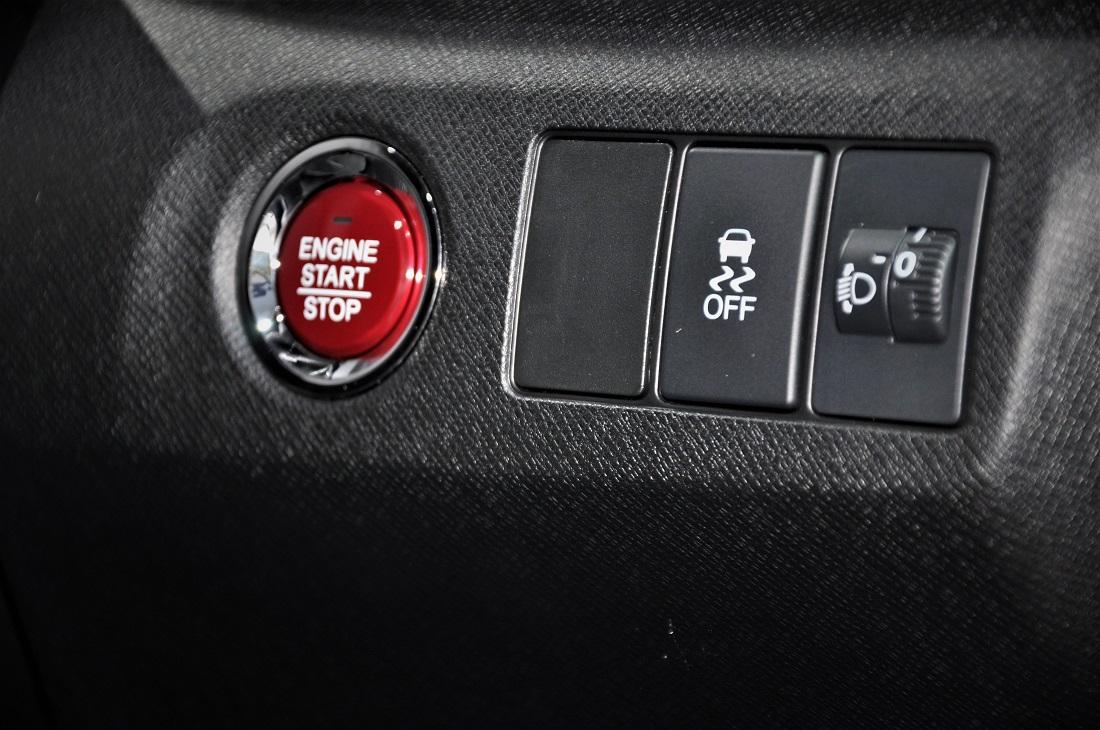 Honda Br V Variant Push Start On Malaysia 2017