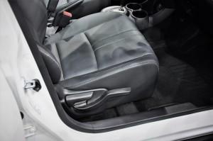 Honda BR-V Combination Leather Seat V Variant Malaysia 2017
