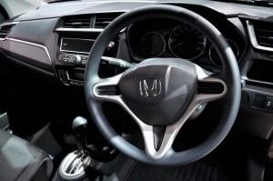 Honda BR-V E Variant Steering Wheel Malaysia 2017