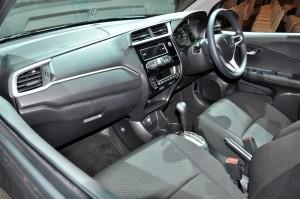 Honda BR-V E Variant Dashboard Malaysia 2017