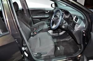 Honda BR-V E Variant Fabric Seats, Malaysia 2017